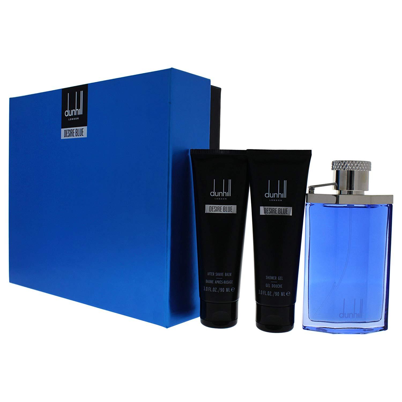 SET DUNHILL DESIRE BLUE Perfume 100ml +